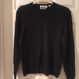 Calvin Klein Merino Wool v-neck Sweater